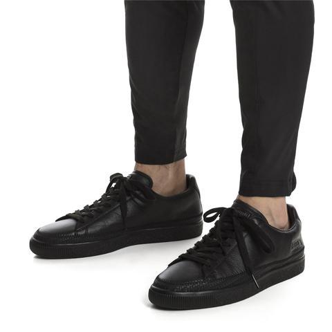 puma basket trim sneakers