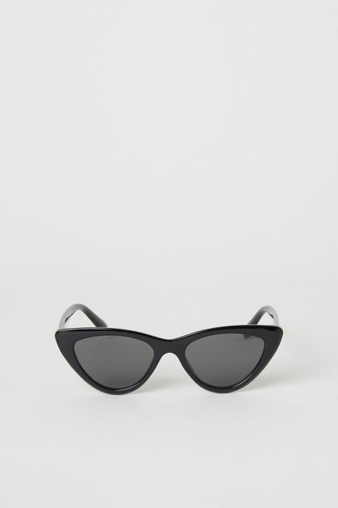 H & M - Lunettes De Soleil - Noir