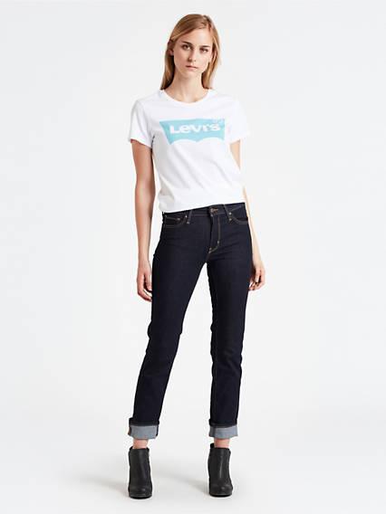 712™ Slim Jeans Negro / To The Nine de Levi's en 21 Buttons