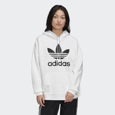 Sudadera Con Capucha de Adidas en 21 Buttons