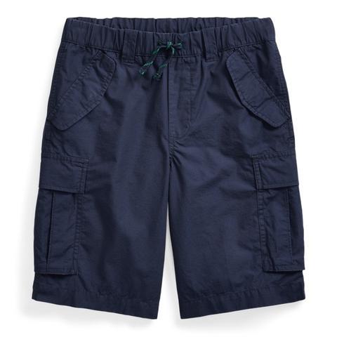 Pantalón Corto Cargo En Tejido Ripstop De Algodón de Ralph Lauren en 21 Buttons