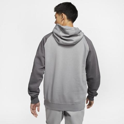 Nike Sportswear Swoosh Sudadera Con Capucha - Hombre - Gris