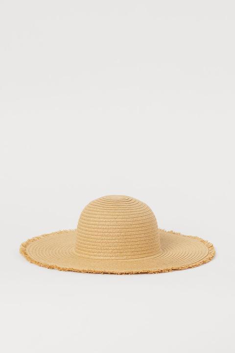 Chapeau De Paille - Beige