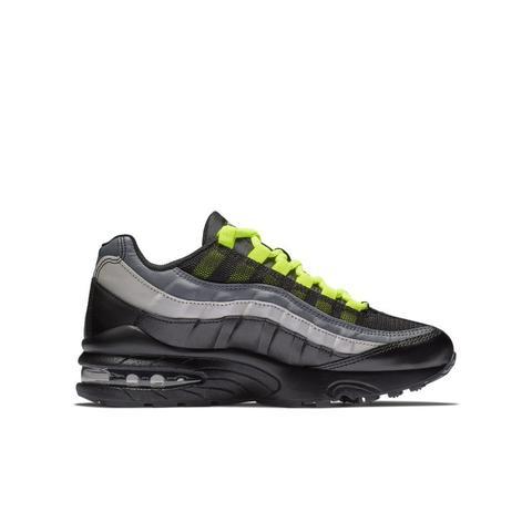Scarpa Nike Air Max 95 - Ragazzi - Nero