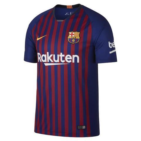 2018/19 Fc Barcelona Stadium Home Camiseta De Fútbol - Hombre - Azul de Nike en 21 Buttons