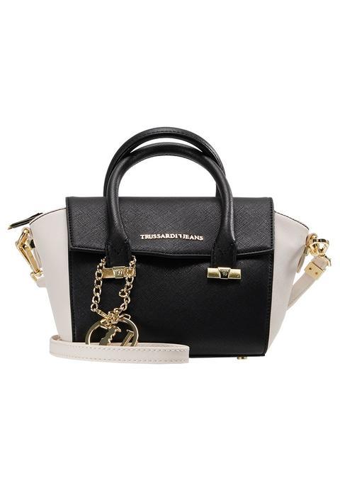 Zalando Borse Trussardi.Trussardi Jeans Levanto Ecosaffiano Small Handbag Flap Borsa A