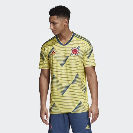 Camiseta Primera Equipación Colombia de Adidas en 21 Buttons
