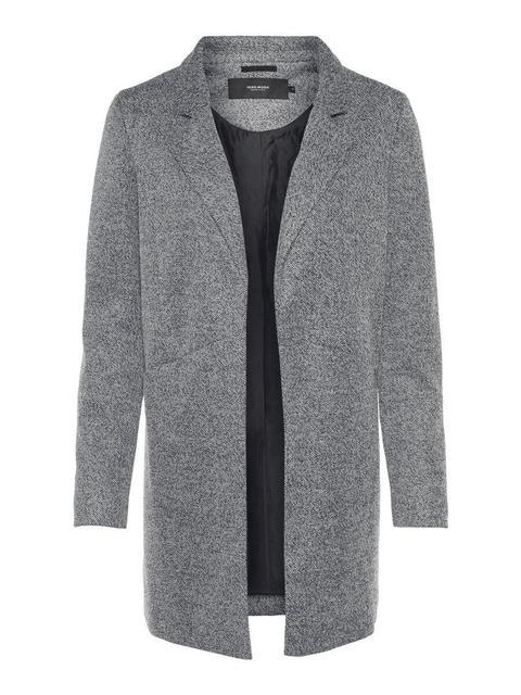 nouveau produit f142f 9eec9 Vero Moda Longue Féminine Veste Women Grey from Vero Moda on 21 Buttons