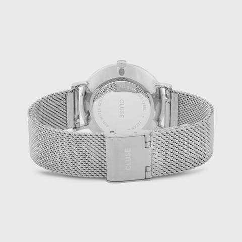 Minuit Mesh Silver Black/silver