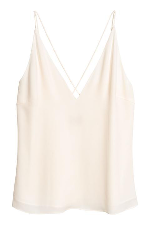 T shirt Mit V ausschnitt from H&M on 21 Buttons