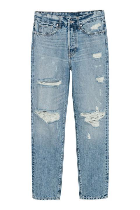 Mom Jeans - Azul