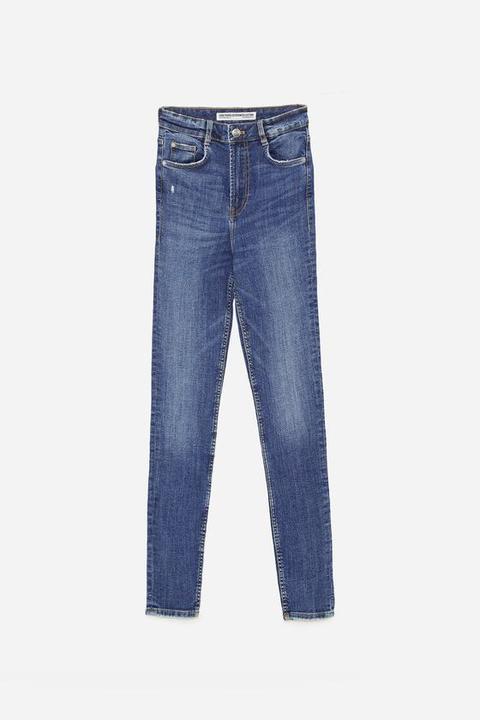 Jeans Hi-rise Skinny Sculpt