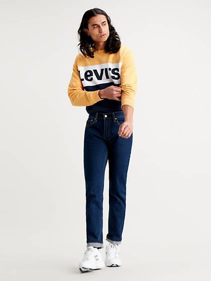 511 Jeans Medium Indigo / Med Stonewash Local de Levi's en 21 Buttons