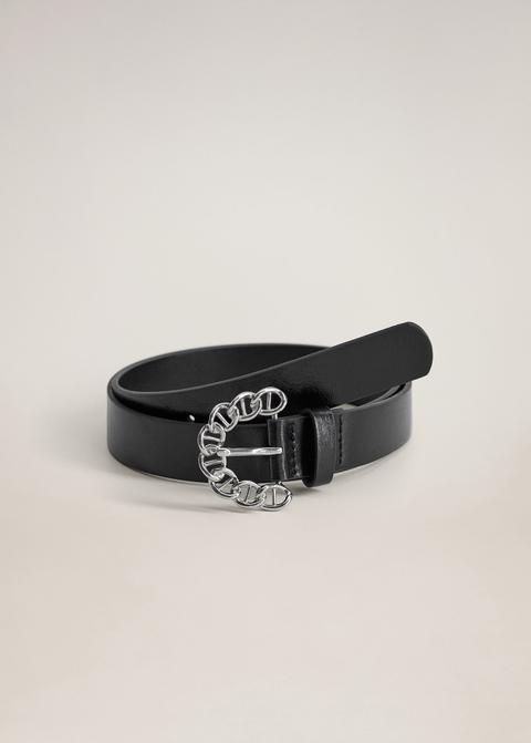 Cinturon Hebilla Eslabones