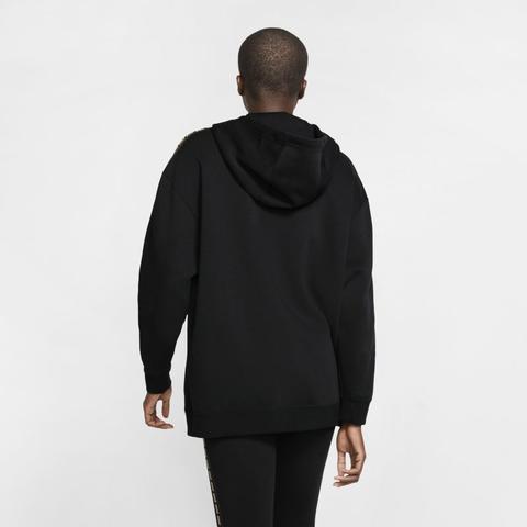 Nike Sportswear Sudadera Con Capucha - Mujer - Negro