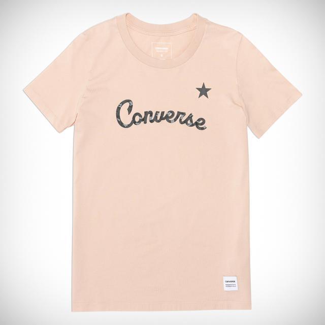 maglietta converse donna