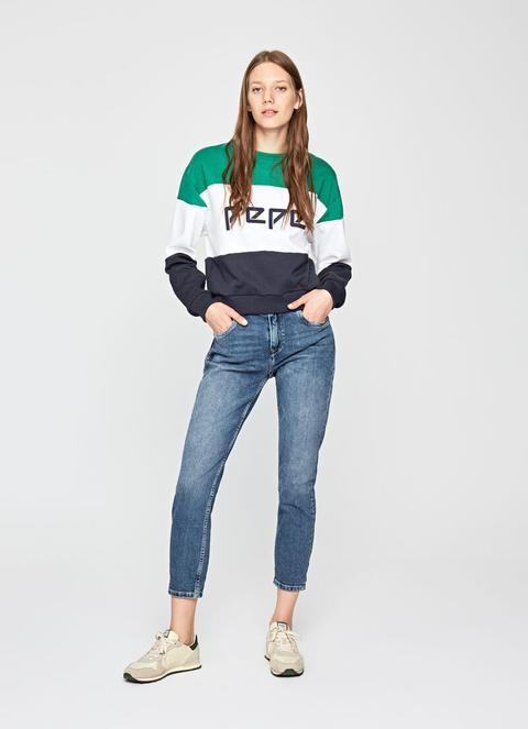 Pepe Jeans Nastia Sudadera para Mujer
