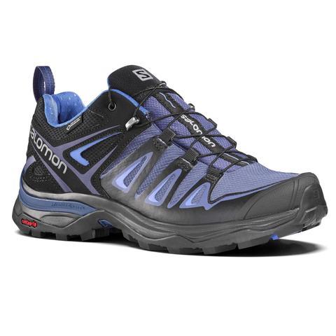 Zapatillas Impermeables De Montaña Y Trekking,salomon,x Ultra 3 Gore-tex, Mujer de Decathlon en 21 Buttons