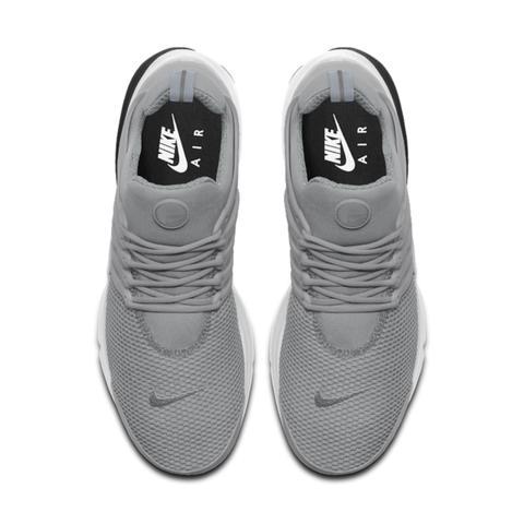 Scarpa Nike Air Presto Id Uomo Grigio from Nike on 21 Buttons