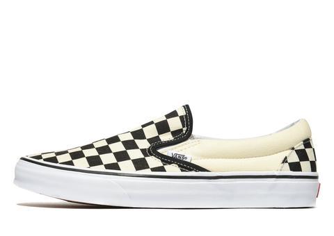 Vans Classic Slip-on, Negro