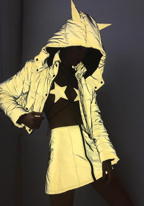 Savage Signalz Reflective Jacket