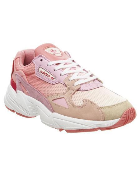 Adidas Falcon Ecru Tint Icey Pink True