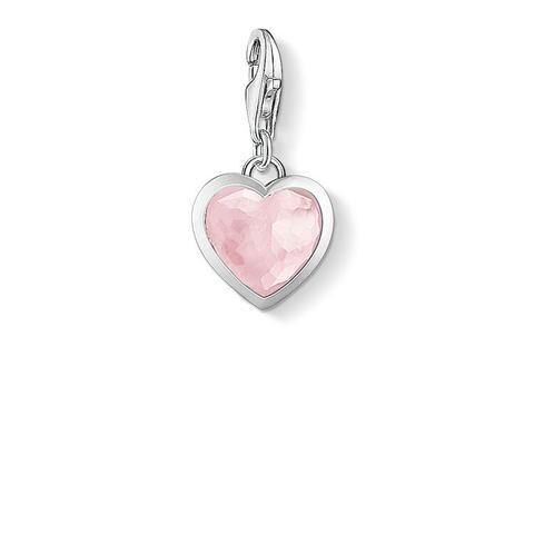 Charm Pendant Pink Heart de Thomas Sabo en 21 Buttons
