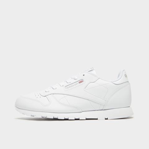 Reebok Classic Leather Junior - White