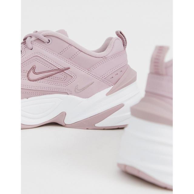 Nike Air Force 1 '07 Sneakers Rosa Vivo Rosa di ASOS su 21 Buttons