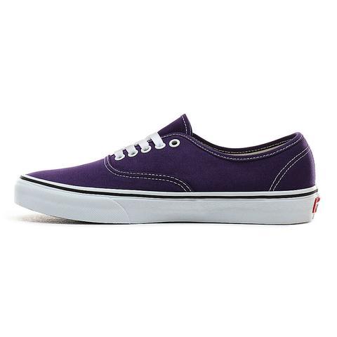 Vans Authentic Shoes (violet Indigotrue White) Women Purple Vans sur 21 Buttons