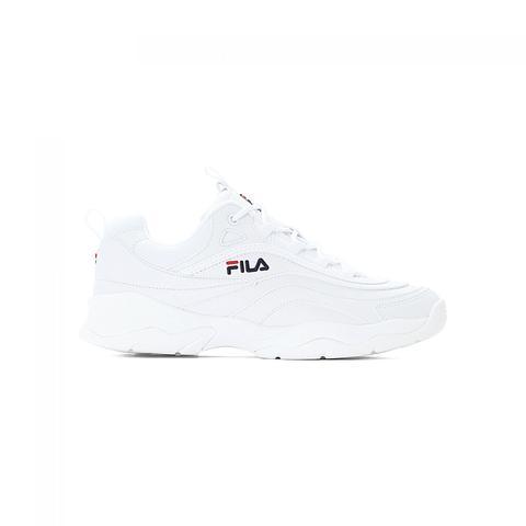 FILA RAY LOW WHITE+NAVY+RED :: GARDENIA