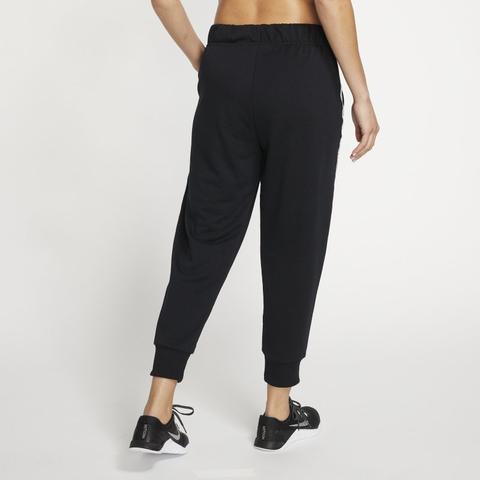 check out get cheap half off Nike Dri-fit 7/8-fleece-trainingshose Für Damen - Schwarz from Nike on 21  Buttons