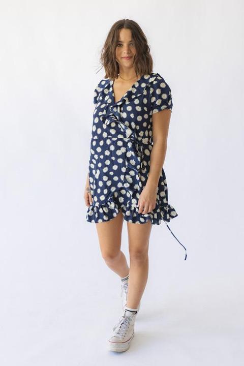 Daisy Flower Dress de ARIZONA VINTAGE en 21 Buttons