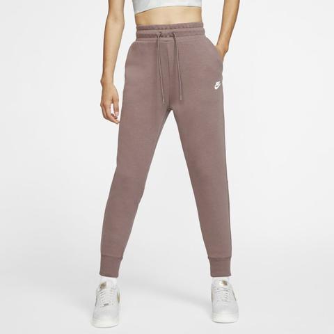 Nike Sportswear Tech Fleece Pantalón - Mujer - Morado de Nike en 21 Buttons