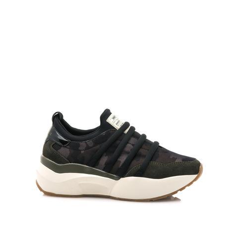 Deportiva 79817 Verde de Sixtyseven Shoes en 21 Buttons