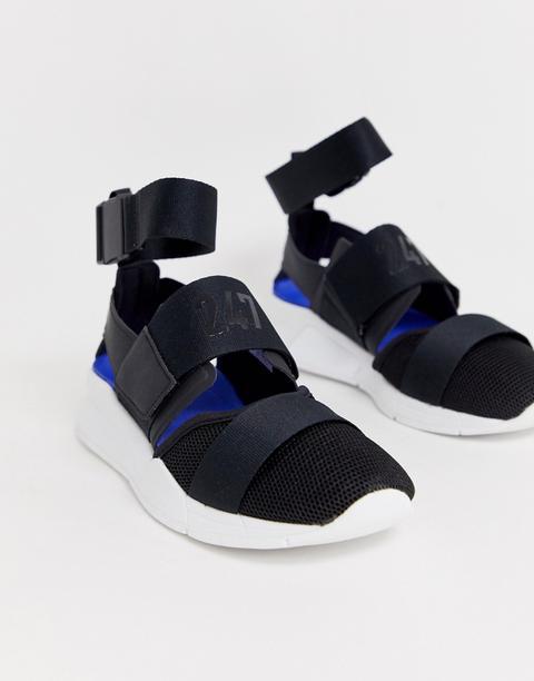 Sandalias Estilo Zapatillas En Negro 247 De New Balance de ASOS en 21 Buttons