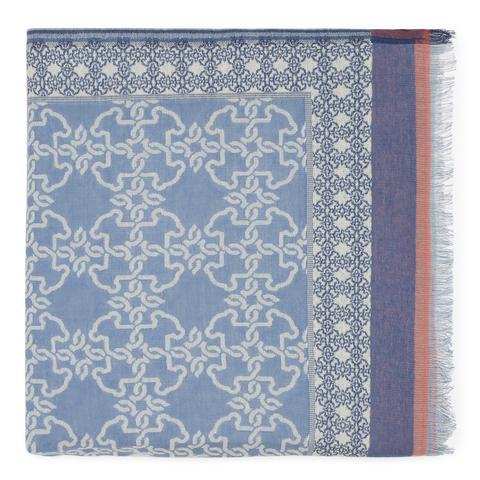 Foulard Mossaic En Color Azul-coral de Tous en 21 Buttons