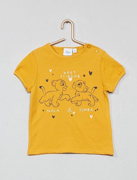 Camiseta 'disney Baby' de KIABI en 21 Buttons