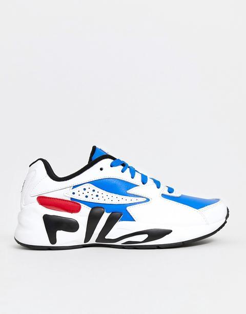 Fila - Mindblower - Sneakers Bianche - Bianco de ASOS en 21 Buttons