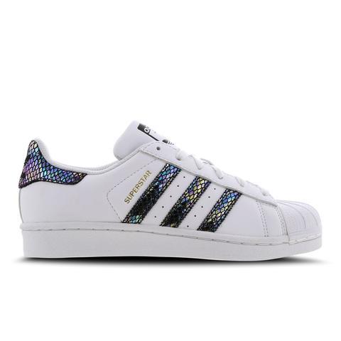 Adidas Superstar Snake Stripe @ Footlocker