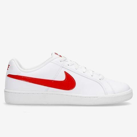 Nike Court Royale - Blanco - Rojo - Zapatillas Mujer de Sprinter en 21  Buttons