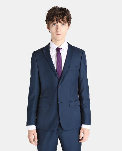 Fórmula Joven - Chaqueta De Traje De Hombre Azul de El Corte Ingles en 21 Buttons