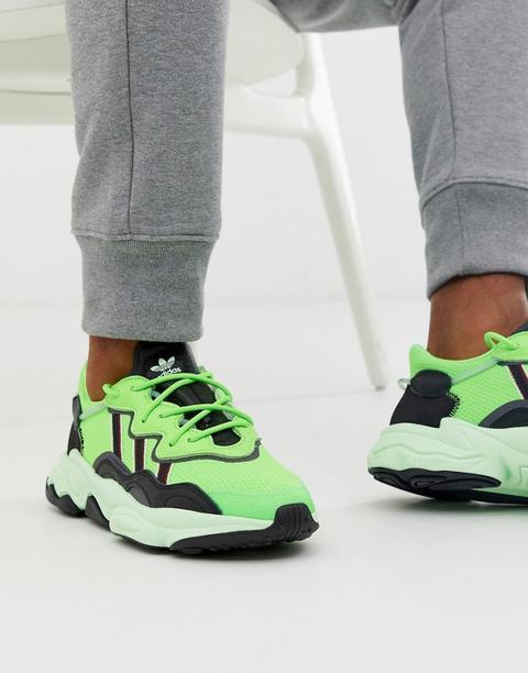 adidas ozweego verde