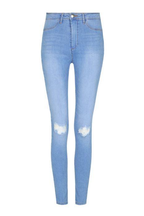 acquista autentico dal costo ragionevole qualità affidabile Jeans Skinny Vita Alta Push-up from Tally Weijl on 21 Buttons