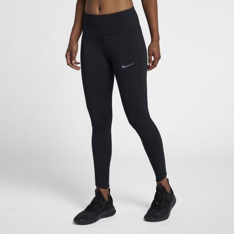 Nike Epic Lux Mallas De Running De 7/8 De Talle Alto - Mujer - Negro de Nike en 21 Buttons