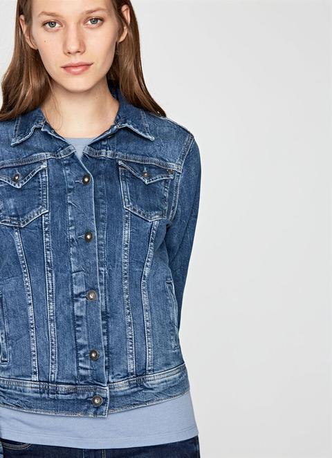 Cazadora Vaquera Thrift de Pepe Jeans en 21 Buttons