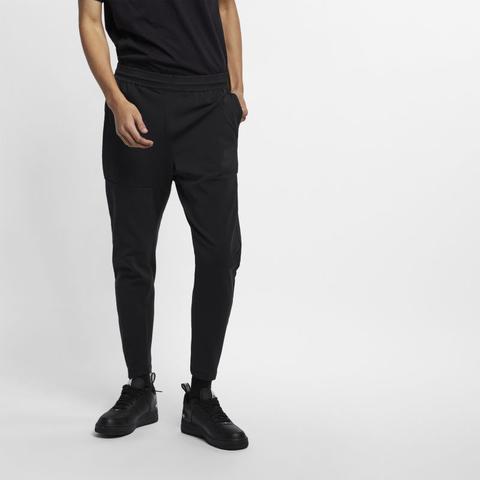prodotti di qualità chic classico seleziona per ultimo Pantaloni In Maglia Nike Sportswear Tech Pack - Uomo - Nero from ...