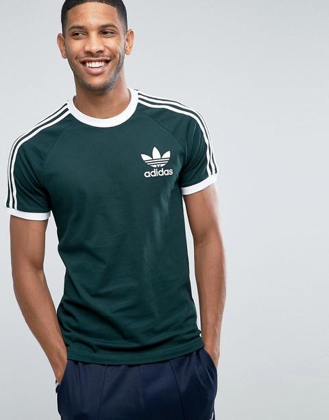 Camiseta Verde California Bq7559 De Adidas Originals From Asos On 21 Buttons