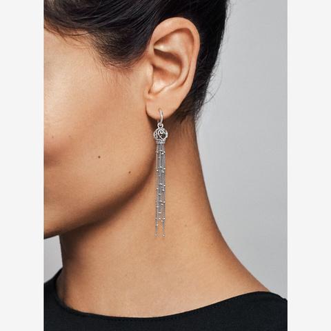 pandora orecchini pendenti donna