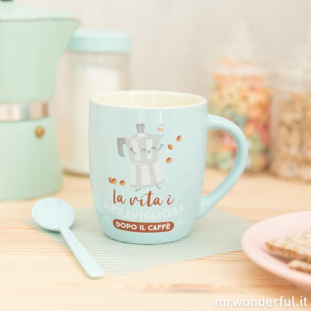 charm pandora tazza caffe
